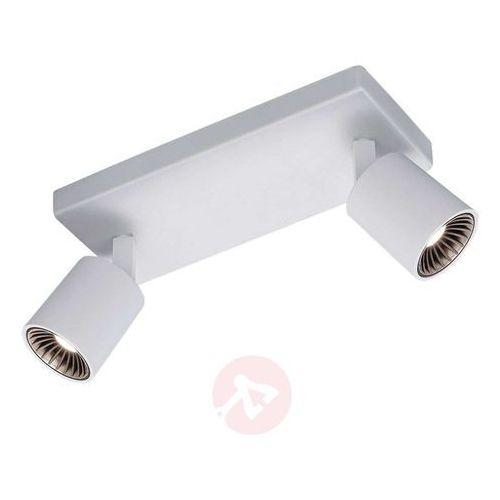 Dwupunktowa lampa sufitowa led cayman marki Lampenwelt.com
