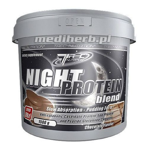Trec Night Protein Blend - 1500 g