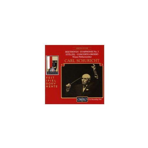 Beethoven L / Stolzel G - Concerto Grosso / Symphonie Nr. 3 (4011790538129)