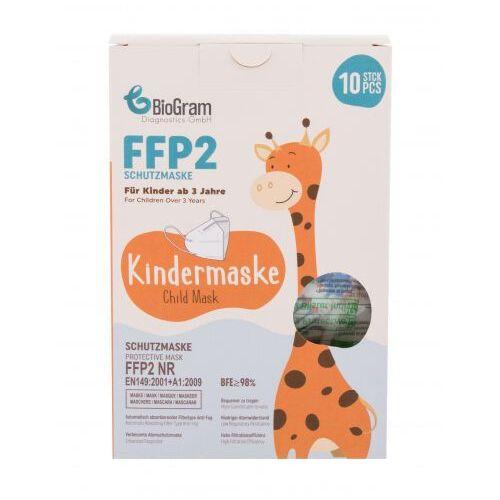 face mask ffp2 boys maseczki ochronne 10 szt dla dzieci marki Biogram