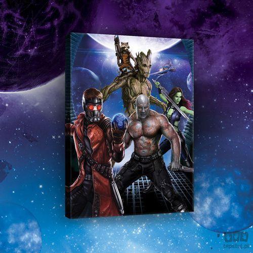 Obraz strażnicy galaktyki - guardians of the galaxy ppd2123 wyprodukowany przez Consalnet