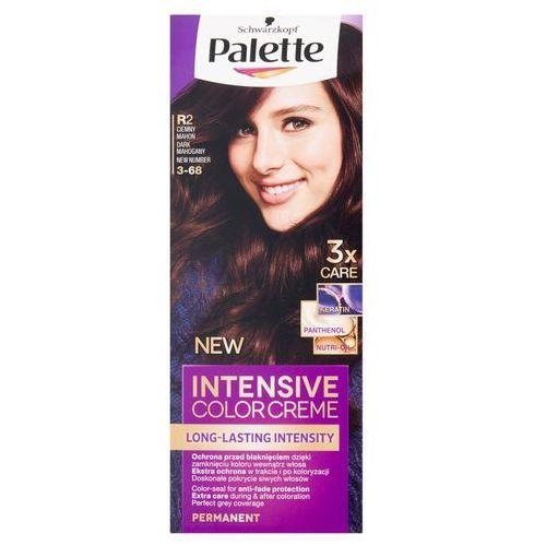 Farba do włosów palette intensive color creme ciemny mahoń r2 marki Schwarzkopf