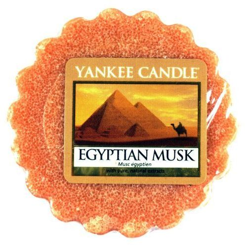 Yankee candle Wosk zapachowy - egyptian musk - 22g -