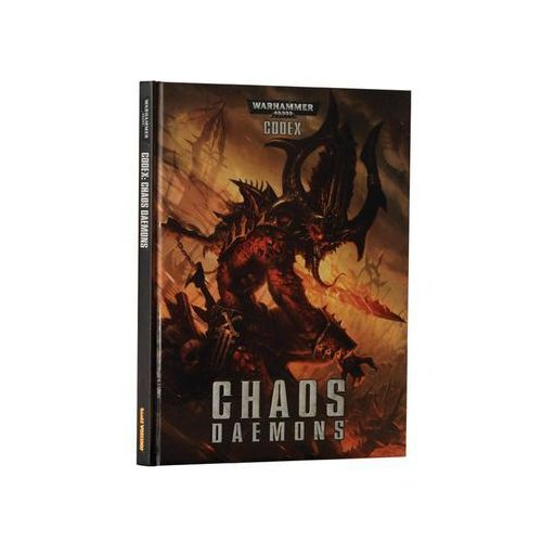 Gamesworkshop Codex: chaos daemons (english) (97-02-60) 60030115003 (9781908872883)