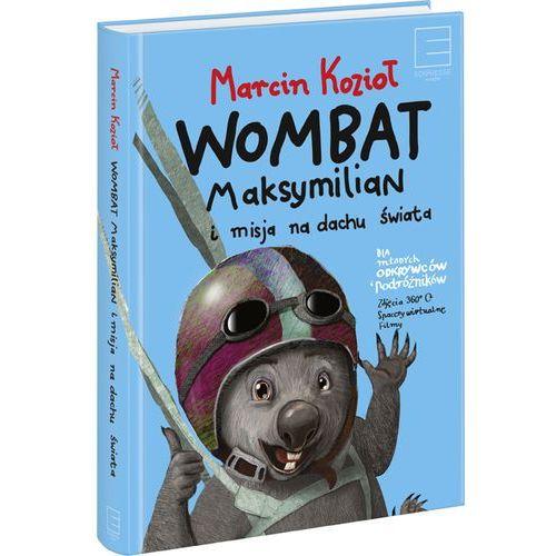 Wombat Maksymilian i Misja na Dachu Świata, Edipresse Polska