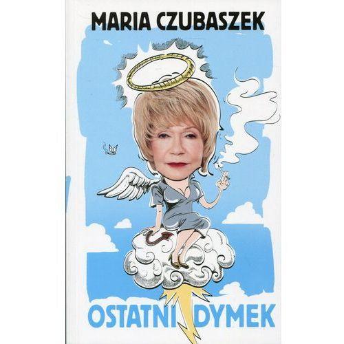 Maria Czubaszek Ostatni dymek (9788377002728)