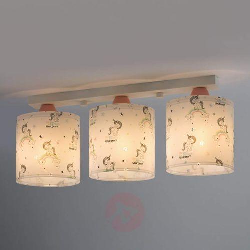 Dalber 18 - unicorns lampa sufitowa 3 x e 27 nr. kat. 42433 (8420406424330)