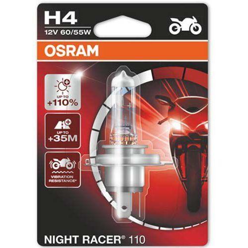 Żarówka do motocykla h4 night racer® 110 | blister 1 szt. marki Osram®