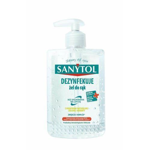 żel dezynfekujący do rąk 250ml - 250ml marki Sanytol