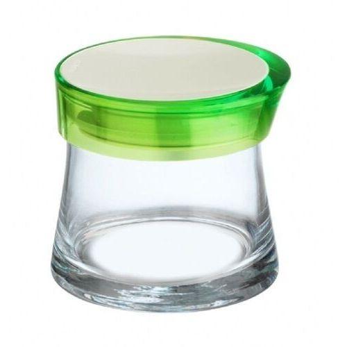 - pojemnik hermetyczny glamour 0,7 l - zielony marki Casa bugatti