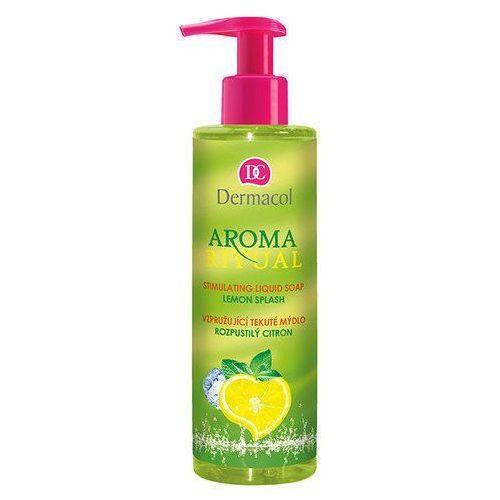Dermacol Aroma Ritual Liquid Soap Lemon Splash 250ml W Mydło w płynie
