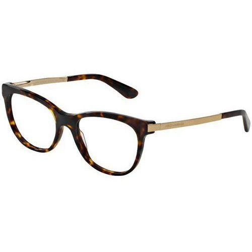 Dolce & gabbana Okulary korekcyjne dolce & gabbana dg 3234 502 52 (8053672421835)