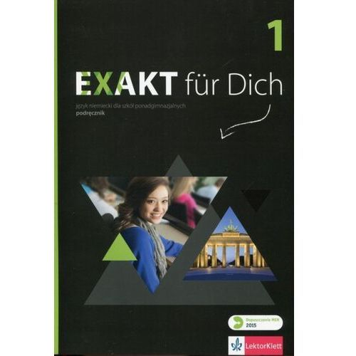 Exakt fur Dich 1 Podręcznik + CD, Motta Giorgio