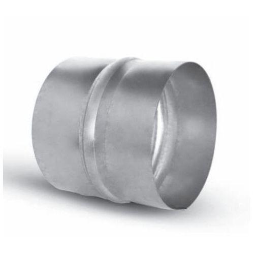 Elementy okrągłe bez uszczelki Nypel - złączka nyplowa ocynkowana dn 125