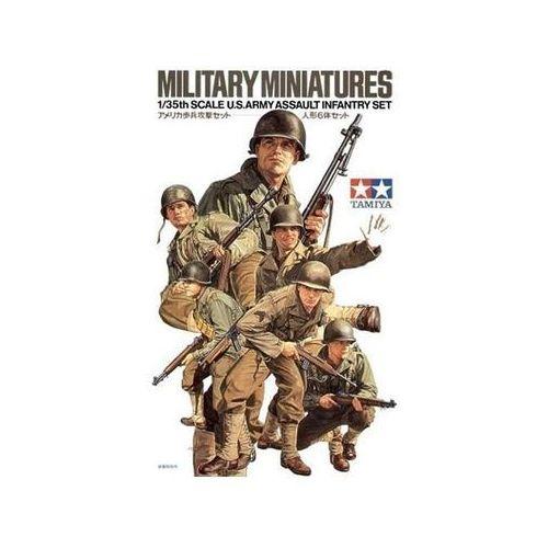 U.s. army assault infantry marki Tamiya