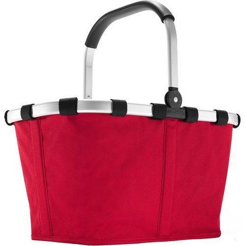 Reisenthel Carrybag koszyk na zakupy / RBK3004 - Red, kolor czerwony