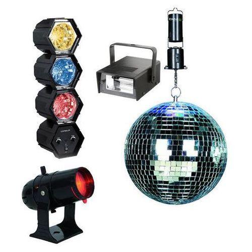 Bigben sound Zestaw party light bigben pf party set