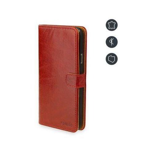 Etui SKINK Book do Lumia 640 Czerwony
