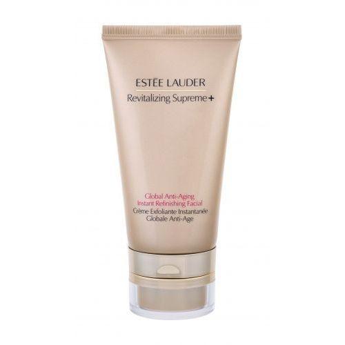 Estée lauder revitalizing supreme+ global anti-aging instant refinishing facial peeling 75 ml dla kobiet