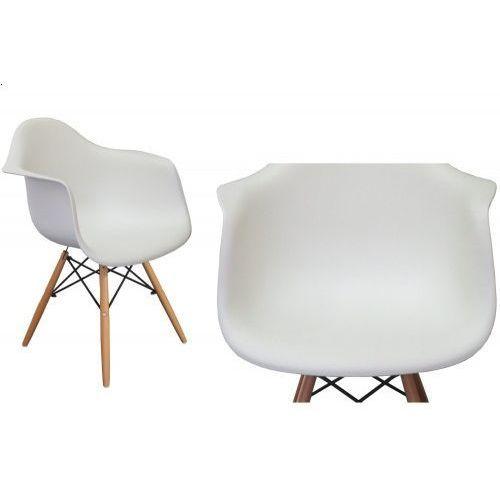 Krzesło Nicea - biały, kolor biały
