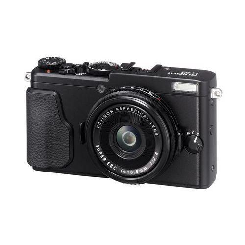 FujiFilm FinePix X70 [zasilanie: akumulator]