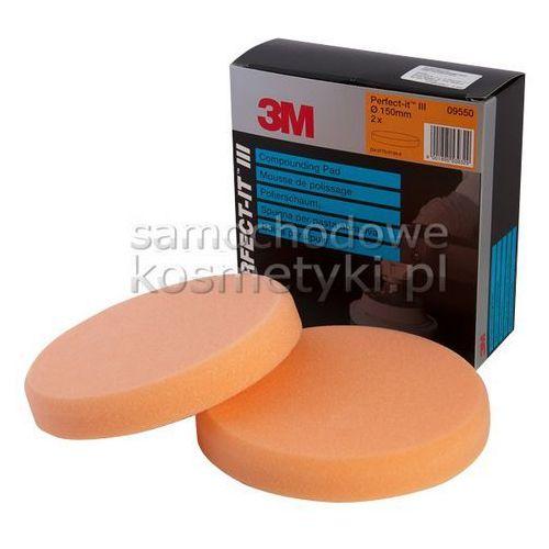 3M Pad polerski pomaranczowy 150mm