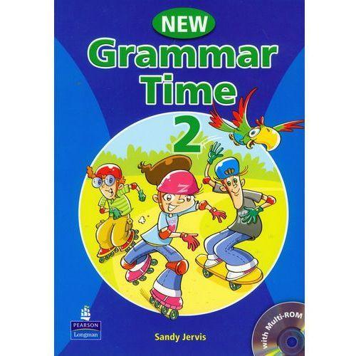 New Grammar Time 2 (+ CD) (9781405866989)