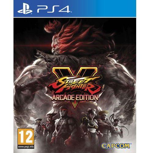 OKAZJA - Street Fighter V (PS4)