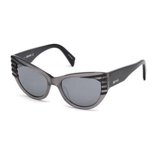 Just cavalli Okulary słoneczne jc 790s 01c