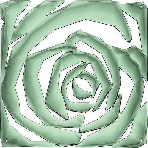 Panel dekoracyjny Romance 4 szt. zieleń eukaliptusowa, 2039656