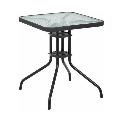 stolik balkonowy - 60 cm - kwadratowy uni_table_02 - 3 lata gwarancji marki Uniprodo