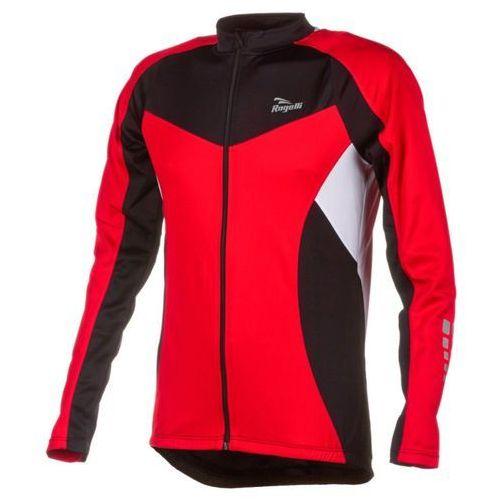 Koszulka Rogelli RANCO z długim rekawem czerwono-czarna (2010000419090)