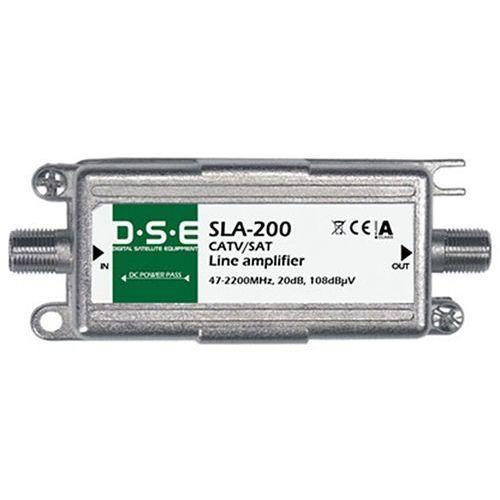 Wzmacniacz sygnału DVB-S DSE SLA-200