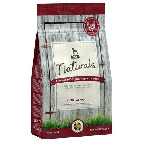 naturals original 2x12kg tani zestaw marki Bozita