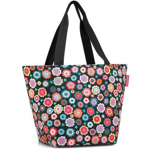 Torba na zakupy shopper m happy flowers (rzs7048) marki Reisenthel