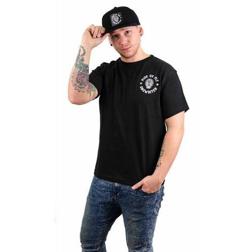 koszulka SNOWBITCH - Skull Black (BLACK)