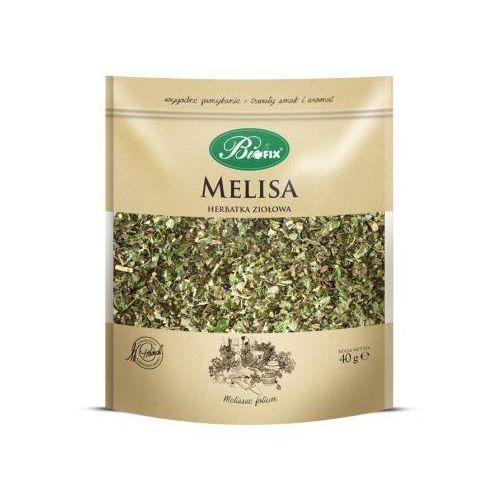 Herbata ziołowa melisa Monozioła 40 g Bifix