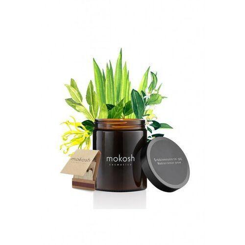 Roślinna świeca sojowa 9340d5 marki Mokosh