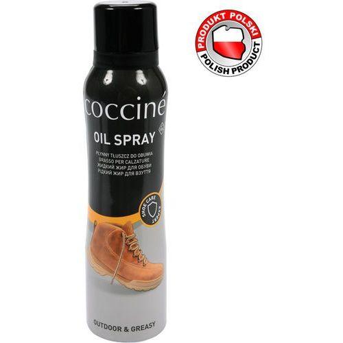 Płynny tłuszcz do obuwia oil spray 150ml / 72890 /  - zyskaj rabat 30 zł marki Coccine
