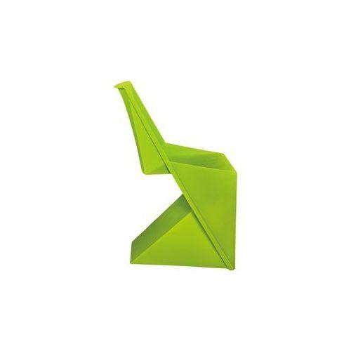Krzesło Flato Green/ zielone D2.DESIGN, 5902385732321