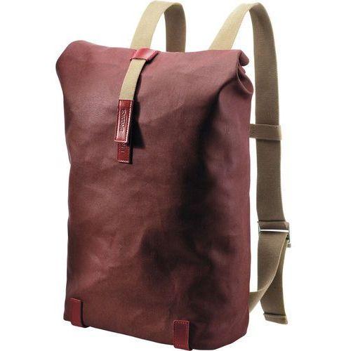Brooks pickwick canvas plecak 26l czerwony 2018 plecaki szkolne i turystyczne