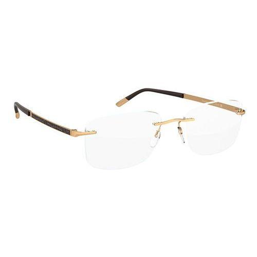 Okulary korekcyjne prestige 5480 dc 7520 marki Silhouette