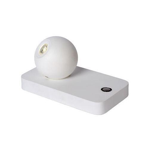 oby lampa stołowa led biały, 1-punktowy - nowoczesny - obszar wewnętrzny - oby - czas dostawy: od 4-8 dni roboczych marki Lucide