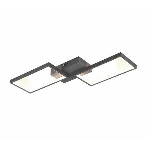 Trio Cafu 623210242 plafon lampa sufitowa 1x14W LED antracytowy (4017807460070)