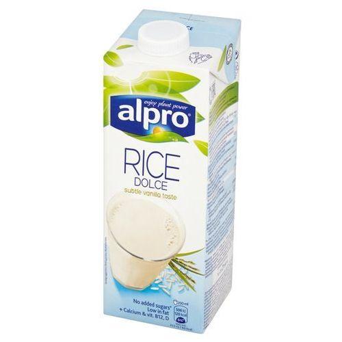 Alpro Napój Ryżowy Naturalny 1l, kup u jednego z partnerów