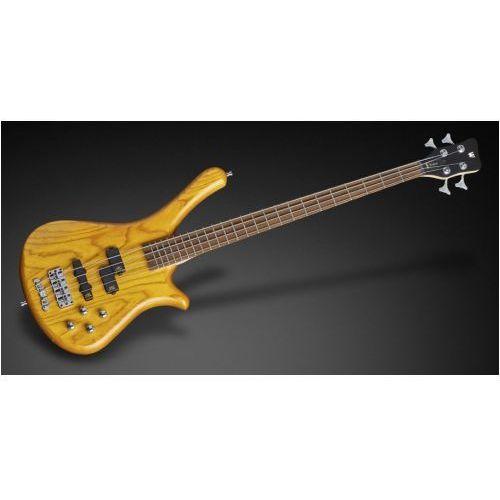 RockBass Fortress 4 Honey Violin Transparent Satin gitara basowa