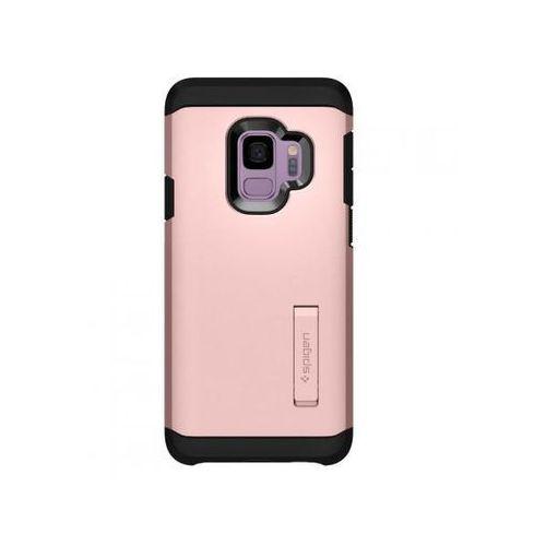 SPIGEN Etui Tough Armor do Galaxy S9 różowe złoto >> BOGATA OFERTA - SUPER PROMOCJE - DARMOWY TRANSPORT OD 99 ZŁ SPRAWDŹ! (8809565305306)