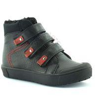 Buty zimowe dla dzieci Kornecki 06014 - Czarny, kolor czarny