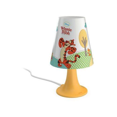 Lampka stołowa PHILIPS 717953416 Disney Kubuś Puchatek Żółty (8718696130445)