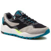 Sneakersy - vault cmr jogger cb low 1010588.11s black/sulphur spring, Fila, 41-45
